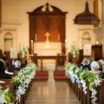 Ceremony-Taft-Wedding-Pews-Bows_400.j