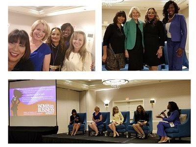womens biz summit collage